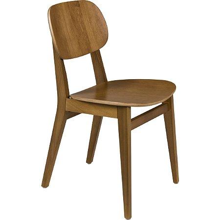 Cadeira de Madeira London Amêndoa Tramontina 14060110
