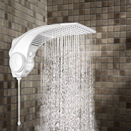 Ducha Duo Shower Quadra Turbo Eletrônica 127V/5500W 7511046 Lorenzetti
