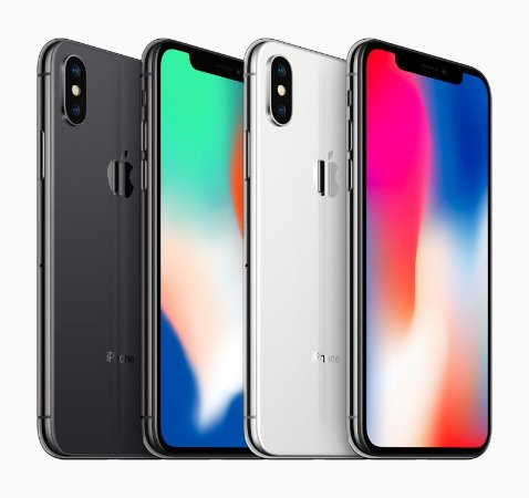 Iphone X lacrado 1 ano de garantia Apple