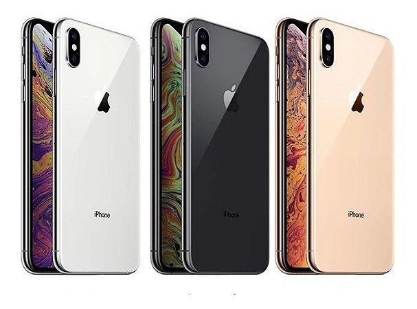 Iphone XS MAX lacrado 1 ano de garantia Apple