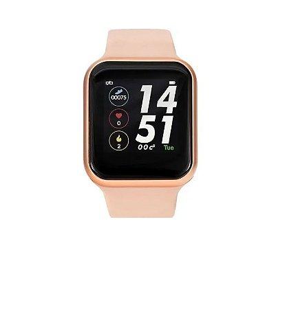 Relógio Smartwatch F8 Inteligente Bluetooth Preto Ios