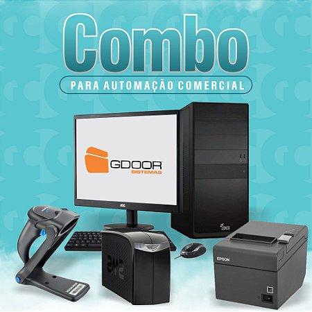 Combo para Automação Comercial - Gdoor