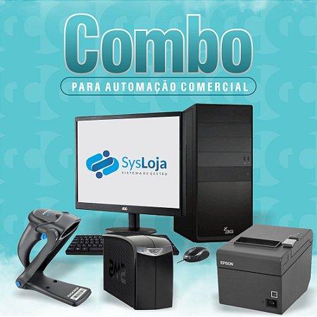 Combo para Automação Comercial - Sysloja