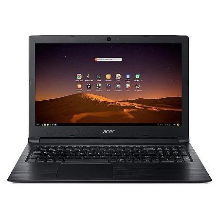 "Notebook Acer Aspire 3, Intel Core i3, 4GB, 1TB, Tela 15,6"", HD Intel® 520 e Endless OS"