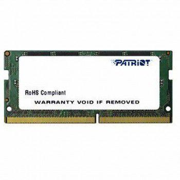 Memória Notebook 4GB DDR4 2400MHZ CL17 1.2V PSD44G240081S - PATRIOT