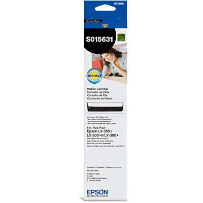 Fita nylon p/impressora matricial LX350/ LX300/ LX300+II Epson