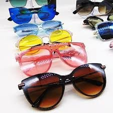 Kit 10 Óculos de Sol Infantil Diversos Modelos No Atacado