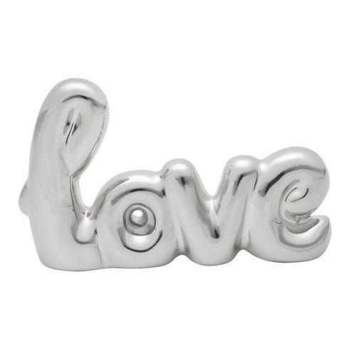 LOVE PRATA PEQUENO