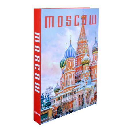 LIVRO CAIXA MOSCOW