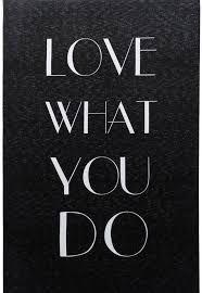 QUADRO - LOVE WHAT YOU DO