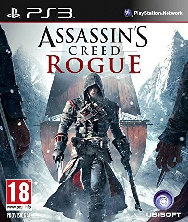 Assassin's Creed Rogue - Ps3 Mídia Física Usado