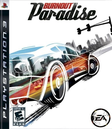 Burnout Paradise - PS3 Mídia Física Usado