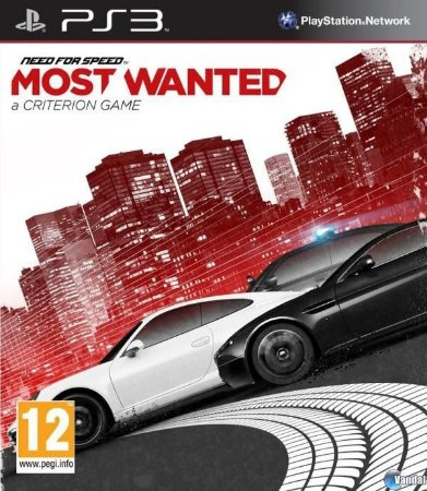 Need For Speed Most Wanted - Ps3 Mídia Física Usado