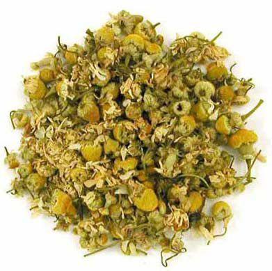 Camomila (Matricaria chamomilla) - Flores