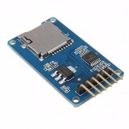 Módulo Cartão micro SD Card