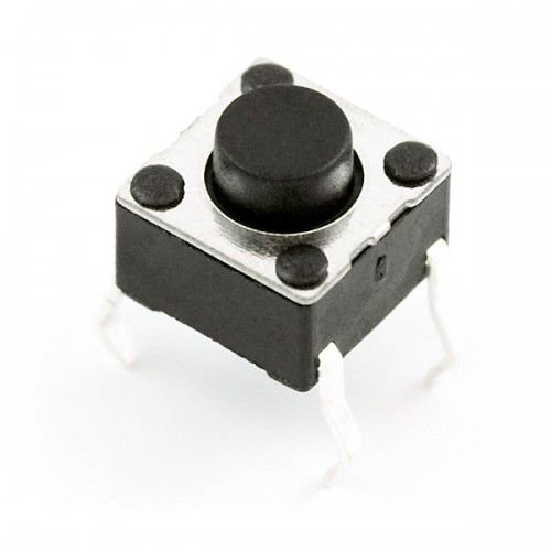 Botão - Chave Táctil Push-Button