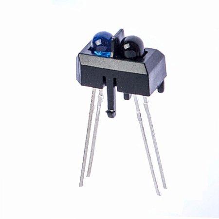 Sensor Óptico Reflexivo infravermelho TCRT5000