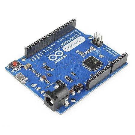 Placa Leonardo R3 + Cabo Usb, Arduino