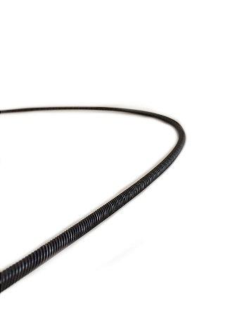 Eixo Cardan Flexivel Inferior Roçadeira Elétrica Tekna BC1200SS / BC1250SS