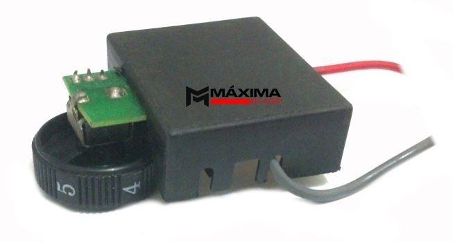 Regulador de Velocidade Eletrônico Politriz Profield 220V