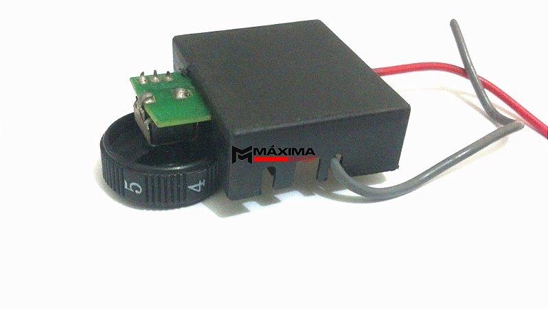 Regulador de Velocidade Eletrônico Politriz Profield 110V