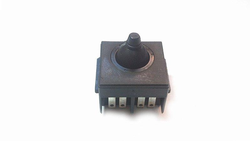 Interruptor Esmerilhadeira Makita 9554 / 9556 / 9557 / 9558 / GA4530 / GA5030 / GA2014 / GD0600 / GD0601
