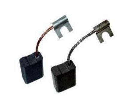 Escova De Carvão Esmerilhadeira Bosch GWS 14 180 - 1280 / 1323 / 1359 / 1366 / 3276