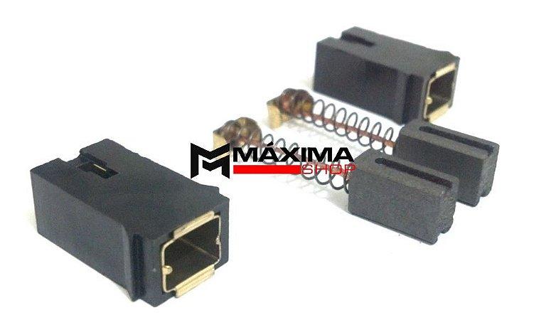 Porta Escovas C/ Escovas Podador Cerca Viva Tekna CC600 / CC601