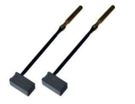 Escova Carvão Furadeira B&D 1161 - Dewalt DW501 / DW507 / DW508 Par