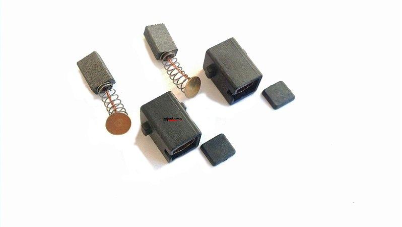 Escova de Carvão Furadeira Bosch GSB300 / GSB550 / GSB550RE / TSB5500 / GSB1300