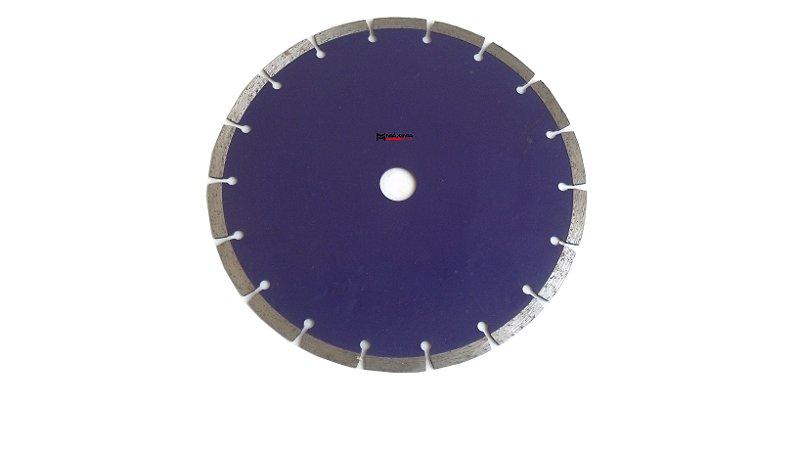 Disco Diamantado Segmentado 9 Pol 230mm
