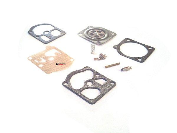 Reparo Carburador Zama c/ Agulha Sthil FS160 / FS220 / FS280