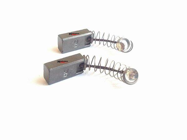 Escova De Carvão Serra Circular Bosch Skil 3236 3237
