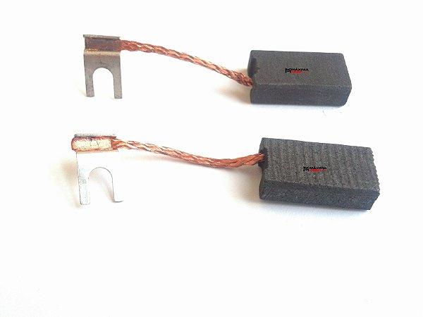 Escova de Carvão Esmerilhadeiras Bosch 1280 / 1323 Politriz 1366
