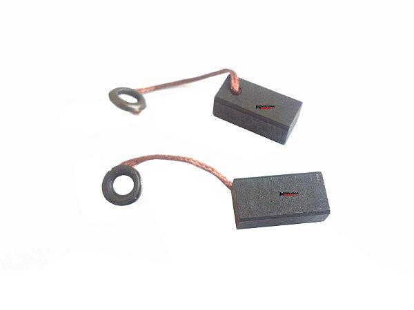 Escova Carvão Bosch Furadeira 0173 1111 1112 / Parafusadeira 1403 / Rosqueadeira 1461