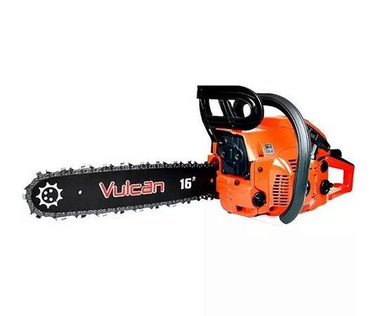 """Motosserra Vulcan VSL450 45 Cilindradas Sabre 16"""""""