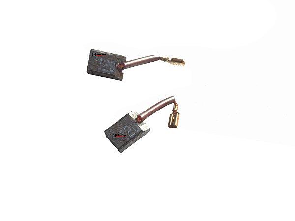 Escova de Carvão Esmerilhadeira Skil 9004 / 9171 / 9176
