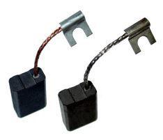 Escova De Carvão Furadeira Bosch 1121 - 1174 - 1191 - Max40