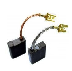 Escova Carvão Aut Desligante Esmerilhadeira Bosch 1351 Max95