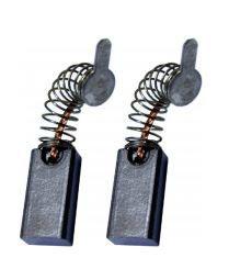 Escova Carvão Furadeira Super Hobby Bosch Skil 3388 6640 6650 7081