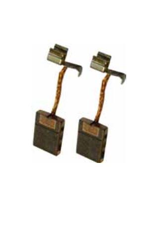 Escova de Carvão Makita Bateria BTW152RFE BCS550RFE BDA341RFE BTS130RFE BJF180RFE