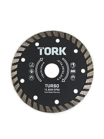 Disco de Corte Super Tork Turbo 110mm