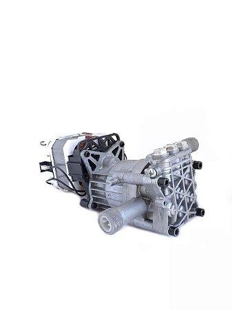 Motor e Bomba Lavadora Tekna HLX150V / HLX1502V 220V