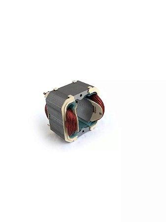 Estator 220v Eletrosserra Tekna ES1800 / ES1850 Modelo 2012