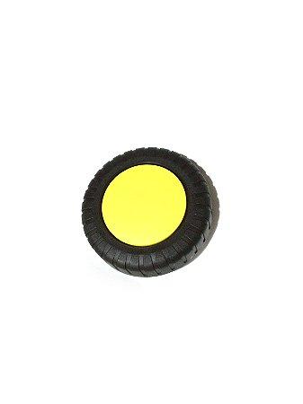 Roda e Calota Lavadora Tekna HLX150V / HLX1501V / HLX502V