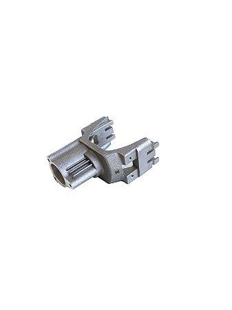 Suporte Frontal Motor Roçadeira Elétrica Tekna BC1250SS