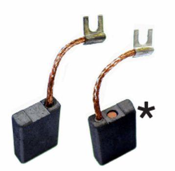 Escova Carvão Lixadeira Bosch 1323 - Max35