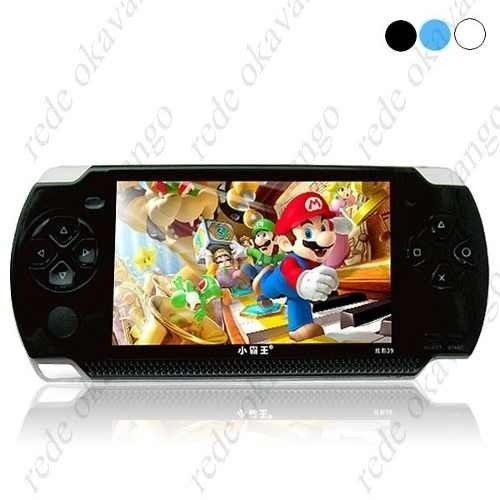 PSP 1 midia player camera 2.0 MP5 Multi-funcional, com tela de 3 Polegadas de LCD
