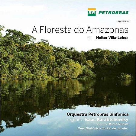 A FLORESTA DO AMAZONAS (de Heitor Villa-Lobos) - Orquestra Petrobras Sinfônica