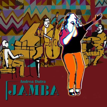 JAMBA - Andrea Dutra